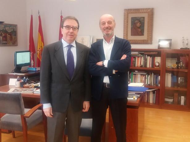 Entrevista a Fernando Galván, rector de la Universidad de Alcalá (UAH)