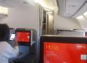 Nuevo vídeo a bordo de Iberia para promocionar el turismo hacia la Comunidad de Madrid