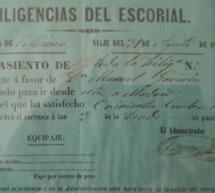"""Luz verde para """"La Diligencia del Escorial"""", el tren turístico que recorrerá los parajes del Real Sitio de San Lorenzo de El Escorial a partir de este otoño"""