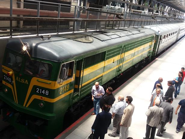 La colaboración publico privada en ferrocarriles comienza con el Tren de Felipe II a San Lorenzo de El Escorial