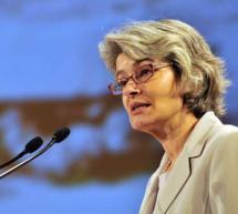 Irina Bokova destaca en Chile el poder de persuasión de la UNESCO para promover el desarrollo sostenible