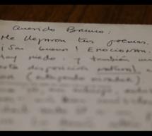 La BNE adquiere un epistolario de Roberto Bolaño dirigidas a Bruno Montané