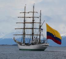Buque Gloria es protagonista en el Año Colombia-Francia 2017