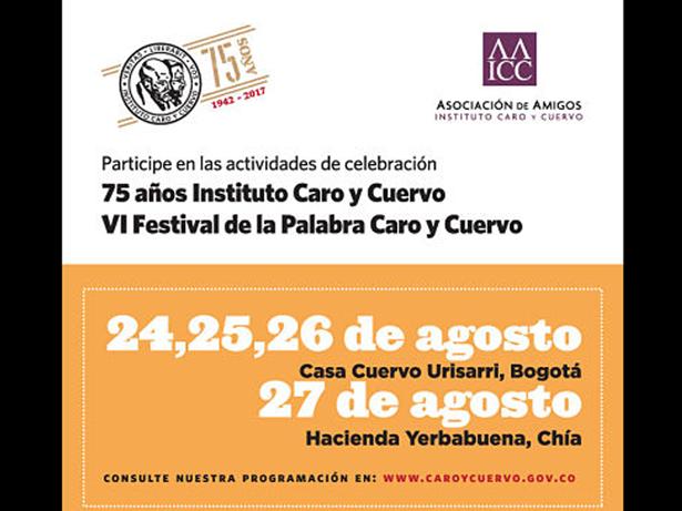 El Instituto Caro y Cuervo celebra 75 años trabajando por el patrimonio lingüístico