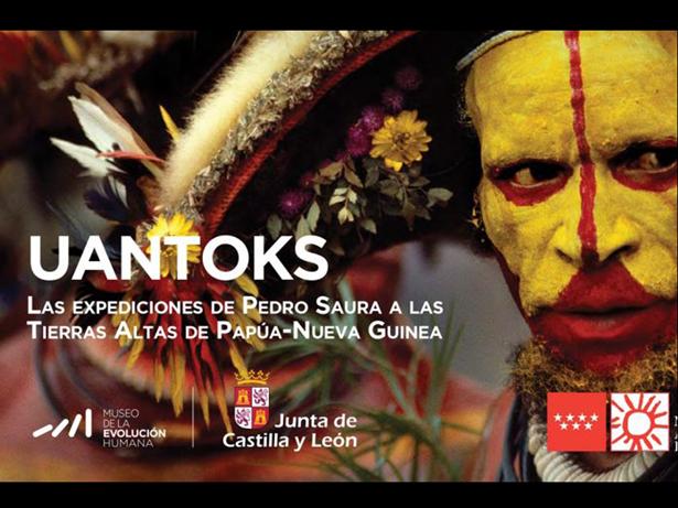 El Museo Arqueológico Regional presenta la exposición 'Uantoks', con 86 fotos y piezas originales