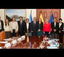 La Directora General de la UNESCO impulsa la cooperación con el Ecuador