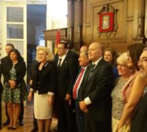 El Centro Riojano en Madrid y la publicación The Diplomat In Spain organizan la Primera Cata de los Embajadores