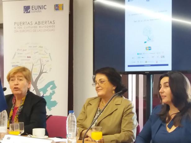 Madrid celebra la II Edición de las Lenguas Europeas