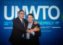 Más de 1300 delegados asistieron a la vigésima segunda reunión de la Asamblea General de la OMT en Chengdu