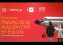 Iberia y el sueño de volar, en el Centro Cultural Conde Duque