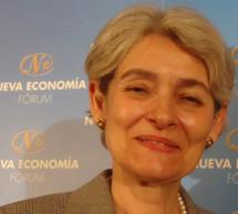 Declaración de Irina Bokova, Directora General de la UNESCO, relativa a la decisión de los Estados Unidos de retirarse de la UNESCO
