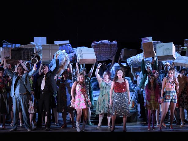 El Teatro Real ofrece 18 funciones de Carmen, de Georges Bizet