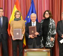 El MAPAMA y la Real Academia de Gastronomía renuevan el acuerdo de colaboración para la puesta en valor de los productos agroalimentarios españoles