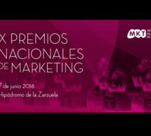 Se convocan los X Premios Nacionales de Marketing