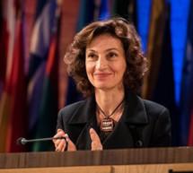 Audrey Azoulay nombrada Directora General de la UNESCO
