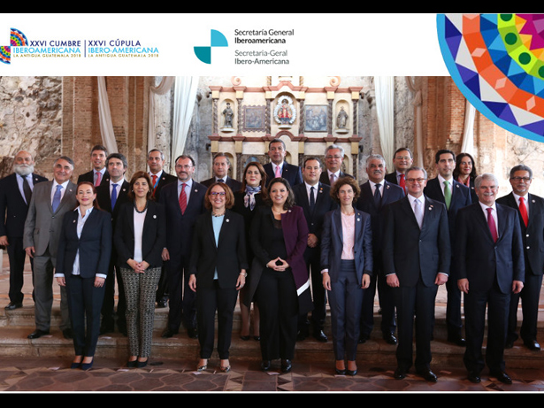 Ministros de Relaciones Exteriores avanzan hacia la XXVI Cumbre Iberoamericana, por un futuro sostenible