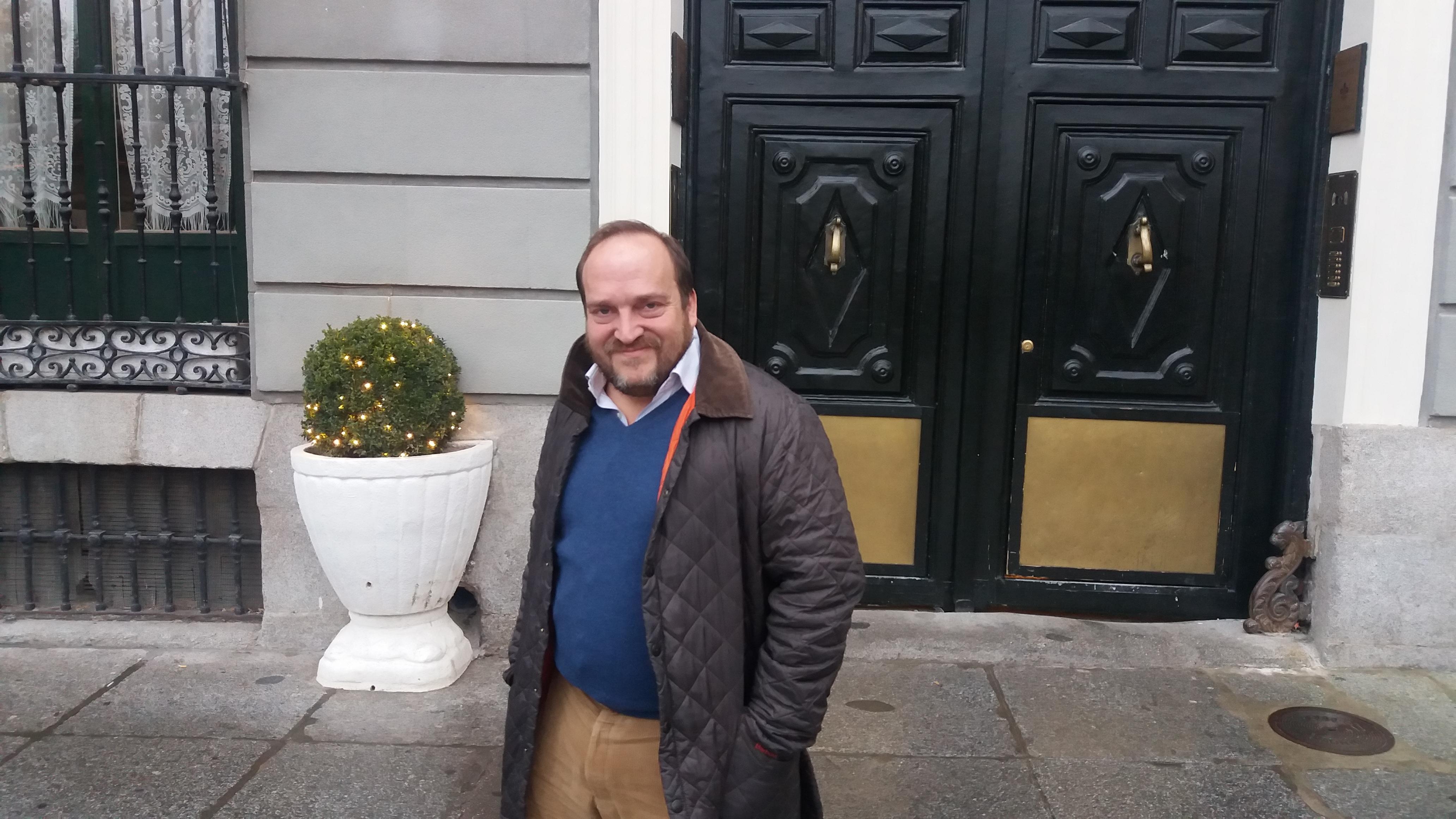Fernando Vara de Rey nombrado director del Instituto Cervantes de Cracovia