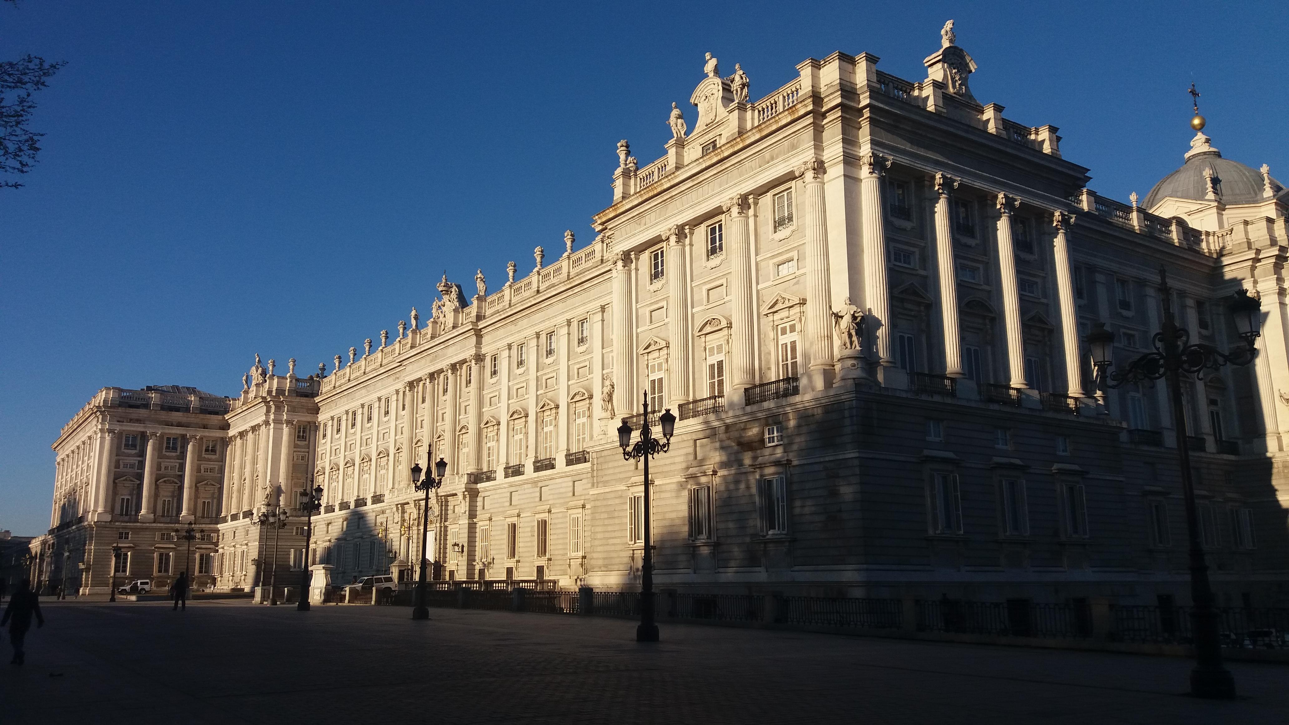 Palacio Real de Madrid. Foto: © patrimonioactual.com