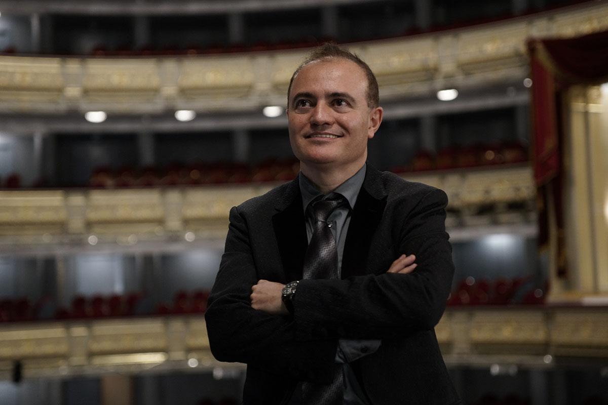 Joan Matabosch, premio 'El Ojo Crítico' Especial 2017 por su trayectoria, en el bicentenario del Teatro Real