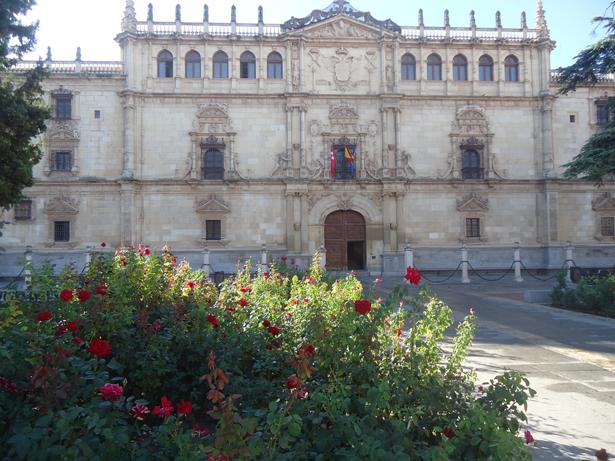 La restauración de la fachada del Colegio de San Ildefonso de la UAH, premio especial de la Fundación de Casas Históricas y Singulares. Foto: © patrimonioactual.com