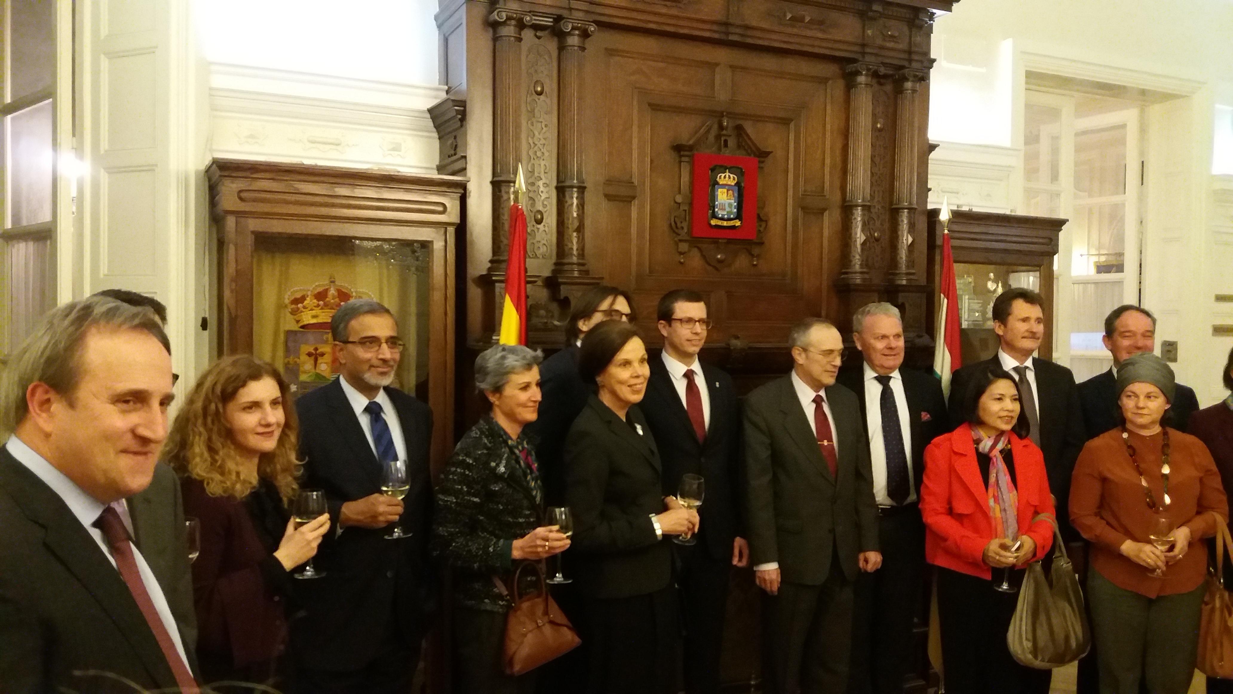 El Centro Riojano de Madrid celebra la Segunda Cata de los Embajadores