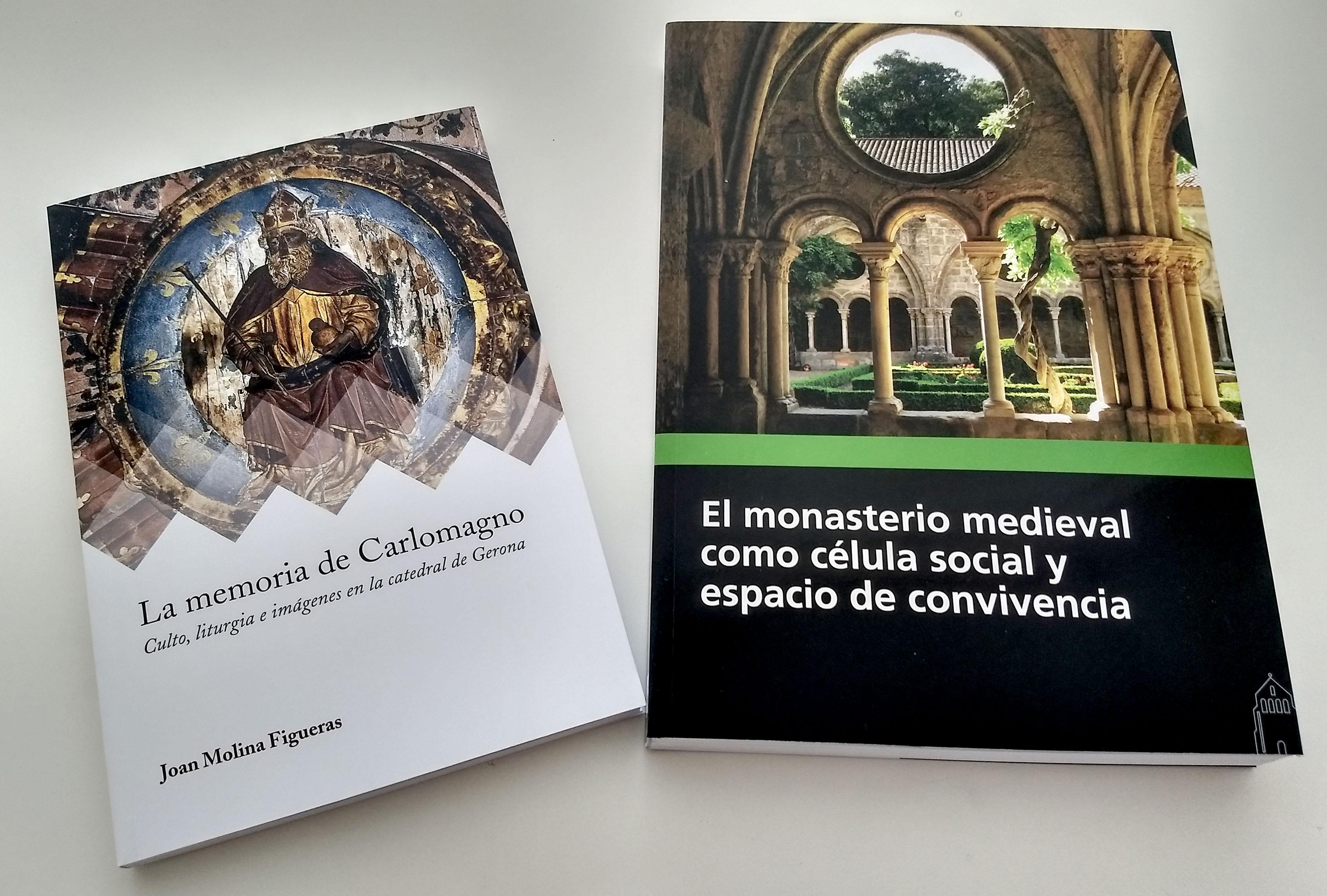 La Fundación Santa María la Real publica dos nuevos libros de temática medieval